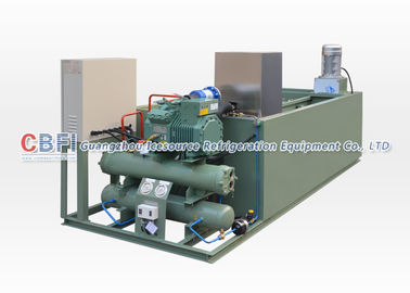 China 5 Tons Ice Block Machine With Bitzer / Copeland / Hanbell Compressor distributor