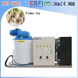 Evaporative Air Water Cooled Ice Machine , High Output Ice Machine Business