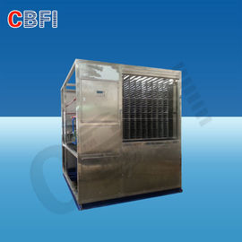 China R404a Refrigerant Lower Temperature Chiller / Water Cooled Chiller For Freezing Water distributor