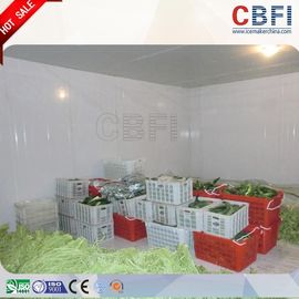 China Integrated R404a Cold Storage Room , Low Temperature Cold Room Fresh Keeping distributor