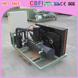 China 40 L / H ~ 5000 L / H Low Temperature Chiller With LG Electric Component  distributor
