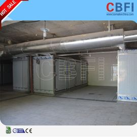 China Commercial Blast Freezer / Chemical Blast Freezer Room With Imported Compressor distributor