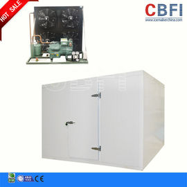 China 50 100 120 150 200mm Thickness Commercial Blast Freezer / Blast Freezing Equipment distributor