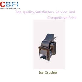 China 10 Tons Per Day Fully Automatic Ice Crusher / Crushed Ice Machine For Home distributor