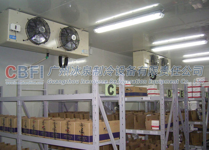 Low Temperature Integrated R404a Freezer Cold Room , Fresh Keeping Goods