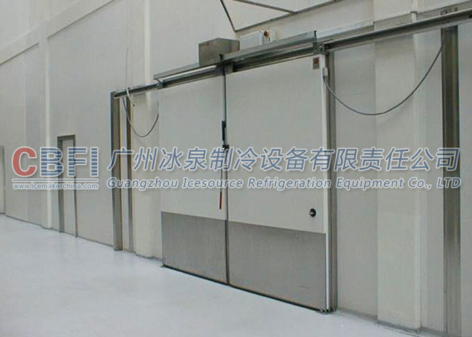Scroll Compressor Container Cold Room Air Cooling Freezer Shipping Containers
