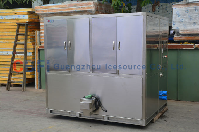 3 Ton Commercial Automatic Cube Ice Making Machine for Hotel and Bars