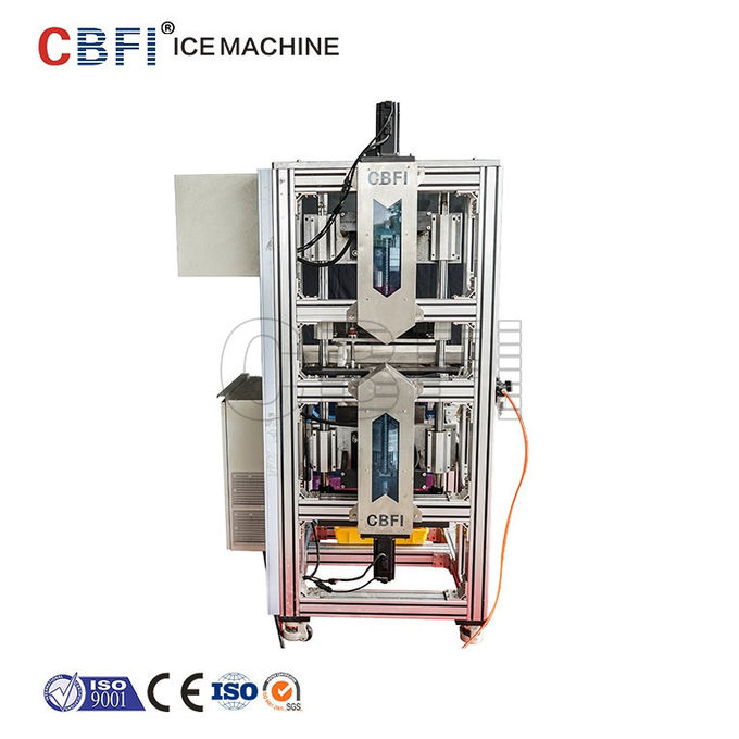 100% transparent ball ice forming machine with pure ice machine for beer and whiskey